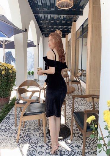 Đầm váy nữ Nhung thiết kế dáng body sang trọng SG4