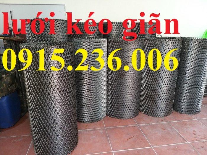 Nơi mua lưới dập giãn, lưới thép kéo giãn, lưới thép XG19, XG20, XG21 mới 100%4