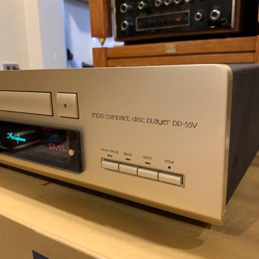 Đầu CD Accuphase DP-55V4