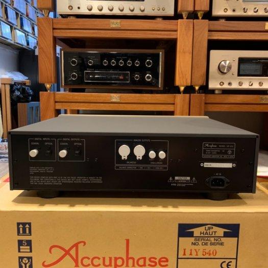 Đầu CD Accuphase DP-55V0