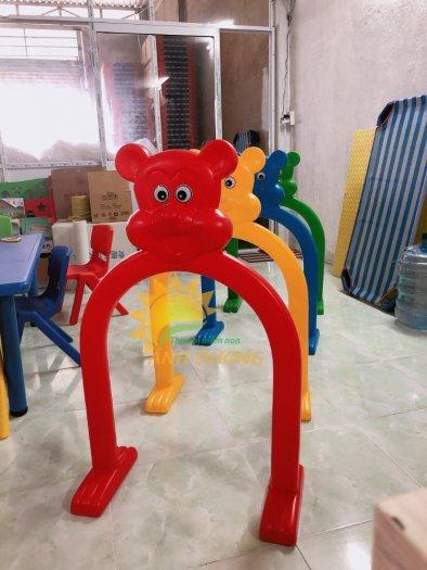 Cung chui vận động thể chất trẻ em cho trường mầm non, công viên, khu vui chơi8