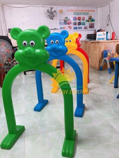 Cung chui vận động thể chất trẻ em cho trường mầm non, công viên, khu vui chơi7