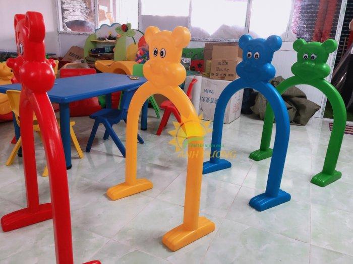 Cung chui vận động thể chất trẻ em cho trường mầm non, công viên, khu vui chơi6