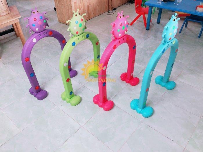 Cung chui vận động thể chất trẻ em cho trường mầm non, công viên, khu vui chơi4