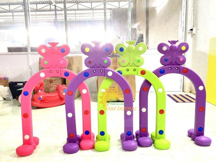 Cung chui vận động thể chất trẻ em cho trường mầm non, công viên, khu vui chơi2