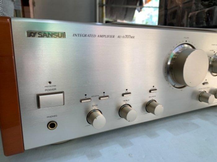 Bán chuyên ampli sanssui 707MR hàng bải tuyển chọn3