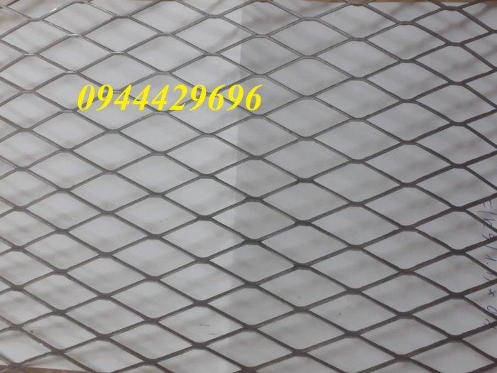 Lưới thép kéo giãn, lưới hình thoi XG, lưới XS.4