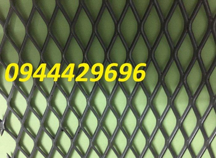 Lưới thép kéo giãn, lưới hình thoi XG, lưới XS.3