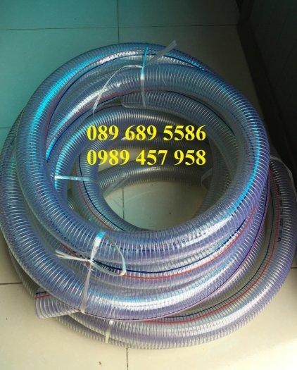 Ống nhựa mềm lõi thép phi 38, Phi 42, phi 50, phi 80, phi 100, phi 120, phi 1505