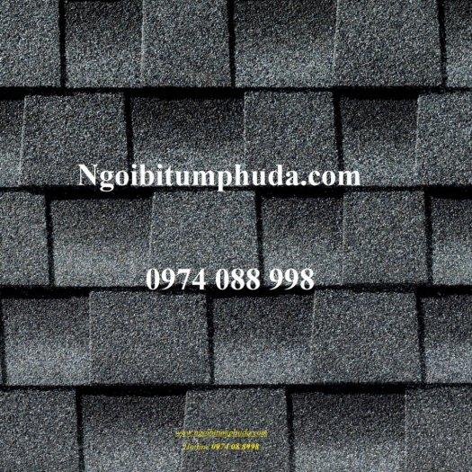 Tấm lợp bitum phủ đá giải pháp lợp mái cho dự án biệt thự, tấm lợp bitum tổng hợp siêu nhẹ11