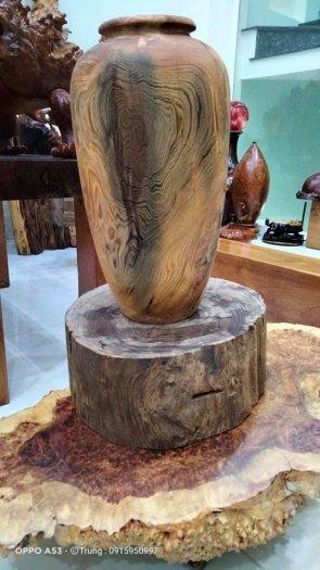 Ché rựu cần tây nguyên gỗ thủy tùng đa sắc3