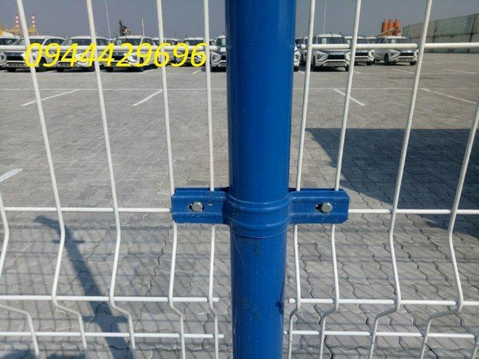 Hàng rào lưới thép hàn mạ kẽm sơn tĩnh điện D5 50x20019