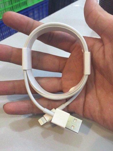 Cáp lightning iphone XS Max chính hãng Apple Store cho các dòng máy ip5
