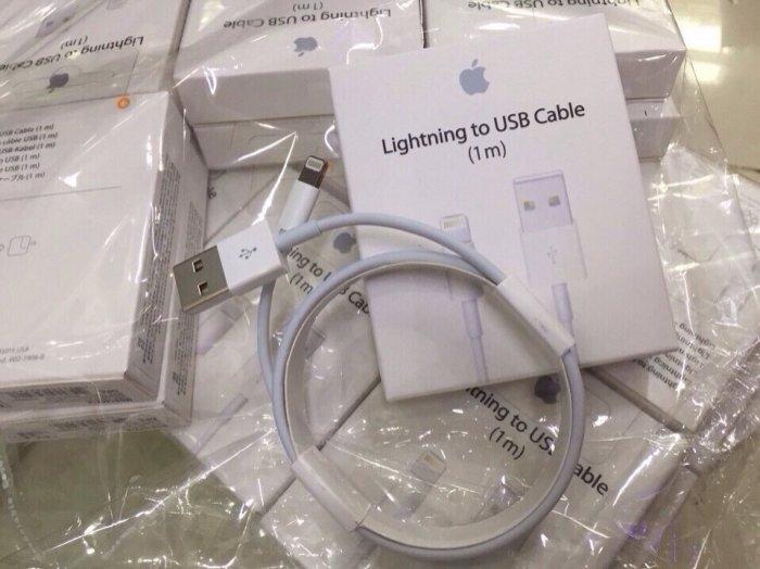 Cáp lightning iphone XS Max chính hãng Apple Store cho các dòng máy ip2