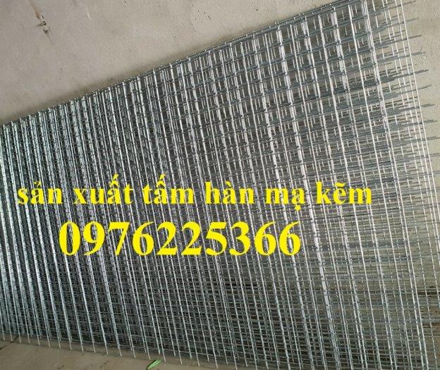 Sản xuất lưới làm giàn lan D3, D4 ô 35x35mm, 40x40mm, 50x50mm7