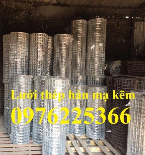 Sản xuất lưới làm giàn lan D3, D4 ô 35x35mm, 40x40mm, 50x50mm4