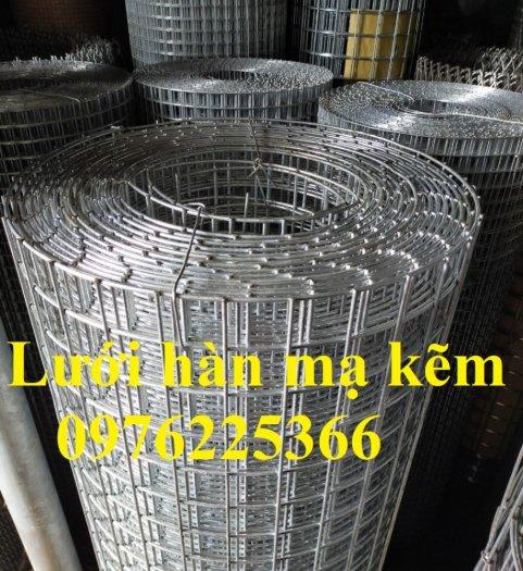 Sản xuất lưới làm giàn lan D3, D4 ô 35x35mm, 40x40mm, 50x50mm3