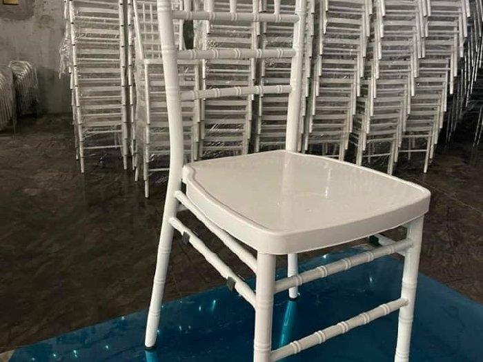 Ghế nhà hàng cao cấp sắc sơn tĩnh điện v1