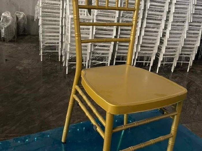 Ghế nhà hàng cao cấp sắc sơn tĩnh điện v2