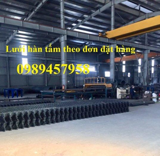Nhà sản xuất lưới thép hàn phi 5 ô 100x100, D5 a 150x150, D5 a200x200, D6 a 250x2505