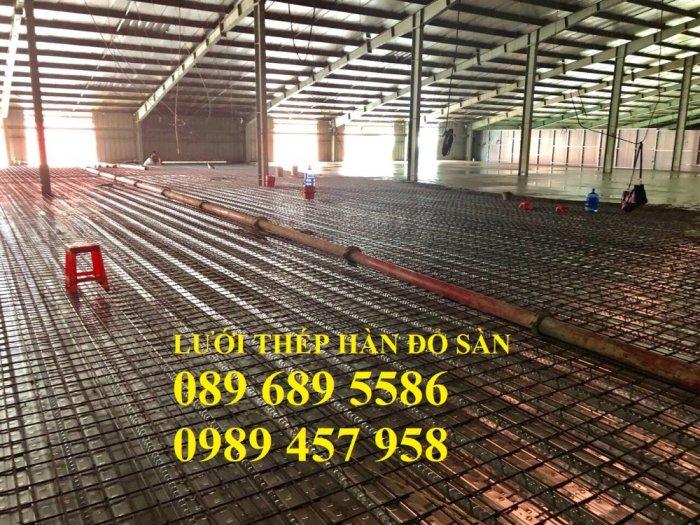 Nhà sản xuất lưới thép hàn phi 5 ô 100x100, D5 a 150x150, D5 a200x200, D6 a 250x2502