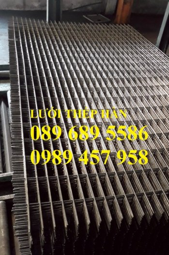 Nhà sản xuất lưới thép hàn phi 5 ô 100x100, D5 a 150x150, D5 a200x200, D6 a 250x2500