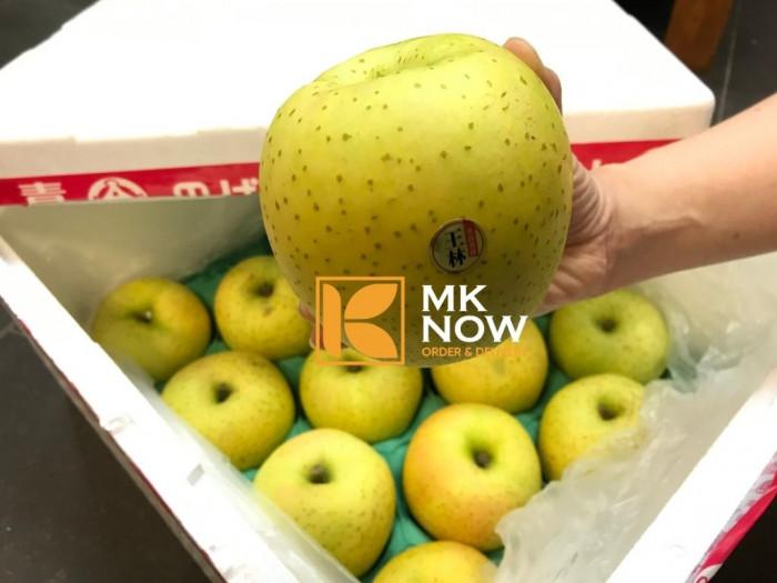 Đặt mua táo Tandai Orin Nhật Bản - Táo Orin rất đậm vị, thơm, vị ngọt thanh dễ chịu - Gọi: 0373 600 600 (24/24)0