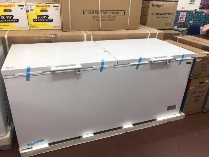 Tủ Đông SANDEN INTERCOOL SCF-0765 750 Lít ĐỒNG R2901