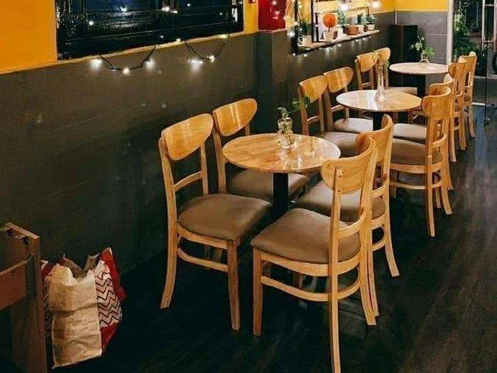 Bộ bàn ghế cafe cabin mặt trăng giá rẻ0