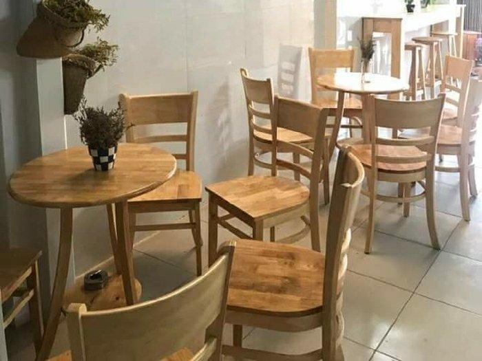 Bộ cabin gỗ cafe giá xuất xưởng rẻ0
