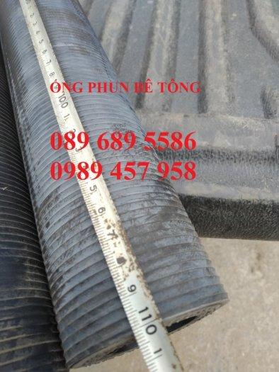 Phân phối ống cao su đẩy bê tông phi 40, Ống cao su đùn bê tông1