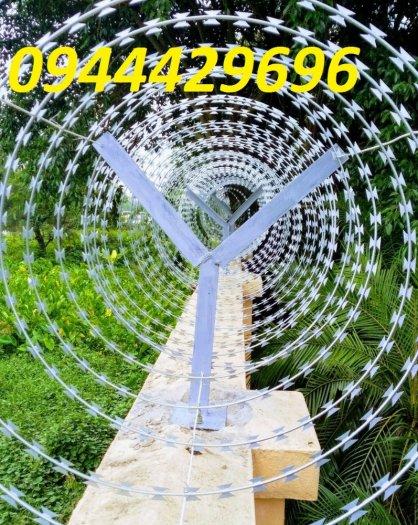 Chuyên sản xuất dây thép gai hình dao giá tốt13