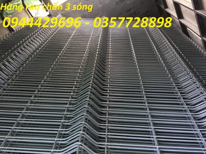 Hàng rào lưới thép hàn D5 a 50x150 mạ kẽm sơn tĩnh điện32