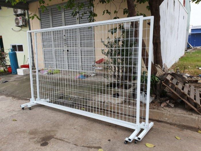 Hàng rào lưới thép hàn D5 a 50x150 mạ kẽm sơn tĩnh điện11