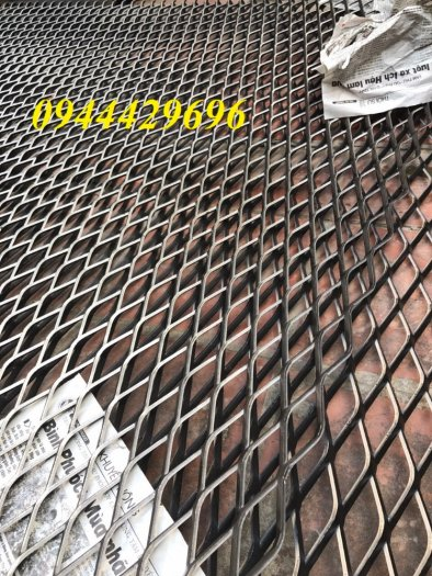 Lưới trám, lưới hình thoi, lưới kéo giãn hàng sẵn kho8