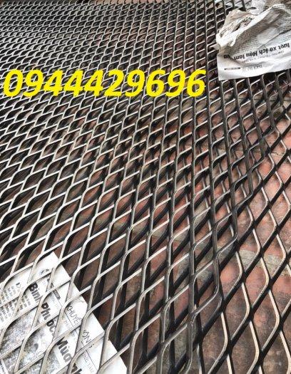 Lưới trám, lưới hình thoi, lưới kéo giãn hàng sẵn kho7