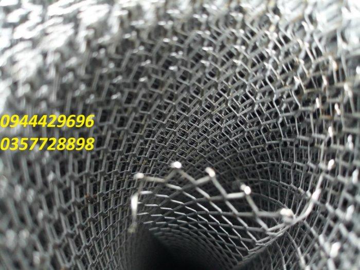 Lưới trám, lưới hình thoi, lưới kéo giãn hàng sẵn kho gia tốt4