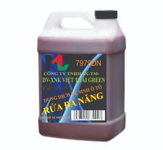 Chuyên cung cấp dung dịch vệ sinh dưỡng nội thất xe ô tô3