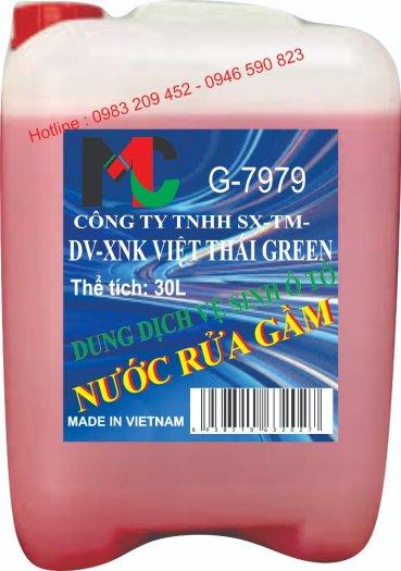 Chuyên cung cấp dung dịch vệ sinh dưỡng nội thất xe ô tô2