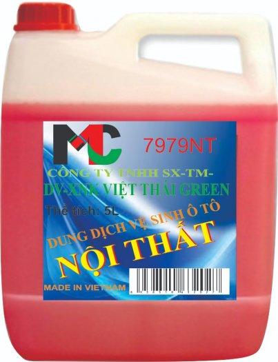 Chuyên cung cấp dung dịch vệ sinh dưỡng nội thất xe ô tô0