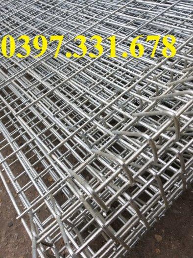 Lưới thép hàn, Lưới thép hàng rào D5 ô 50x150 giá tốt3