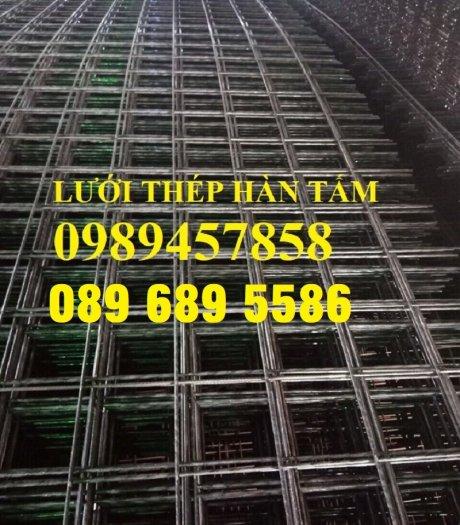 Bán Lưới thép hàn đổ sàn phi 4 ô 150x150, 200x200, 250x250 giao hàng ngay8