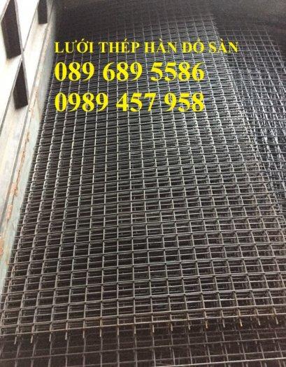 Bán Lưới thép hàn đổ sàn phi 4 ô 150x150, 200x200, 250x250 giao hàng ngay0