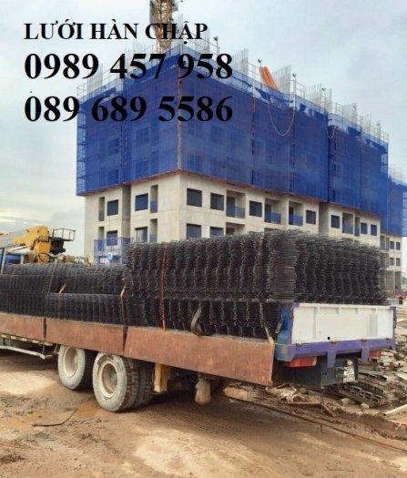 Nơi sản xuất Lưới thép phi 6, Sắt hàn phi 6 mắt 50x50, 100x100, 200x200, 250x2506