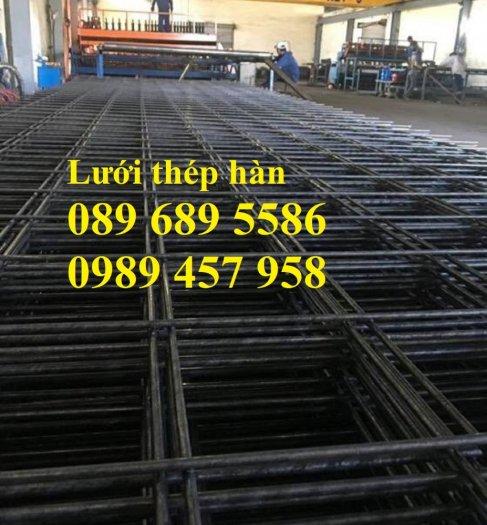 Nơi sản xuất Lưới thép phi 6, Sắt hàn phi 6 mắt 50x50, 100x100, 200x200, 250x2505