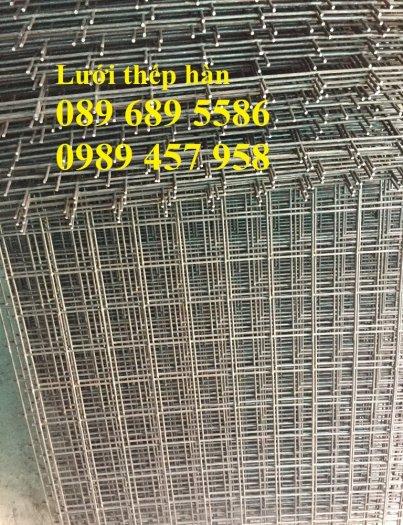 Nơi sản xuất Lưới thép phi 6, Sắt hàn phi 6 mắt 50x50, 100x100, 200x200, 250x2503