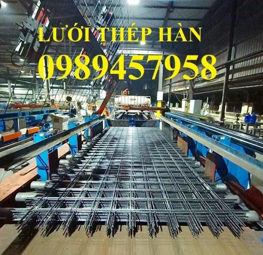 Nơi sản xuất lưới thép phi 10 ô 200x200, 250x250, 100x200, phi 12 giá tốt3