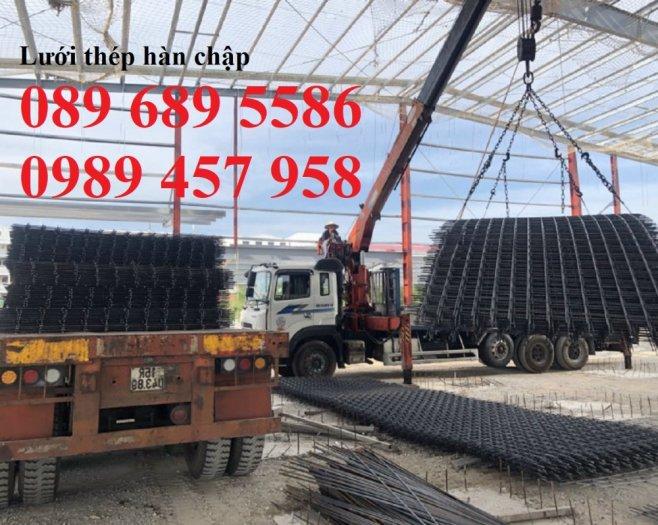 Nơi sản xuất lưới thép phi 10 ô 200x200, 250x250, 100x200, phi 12 giá tốt2