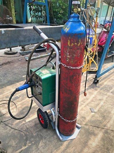 Xe đẩy bình khí Oxy, Argon, Nitơ, Co22