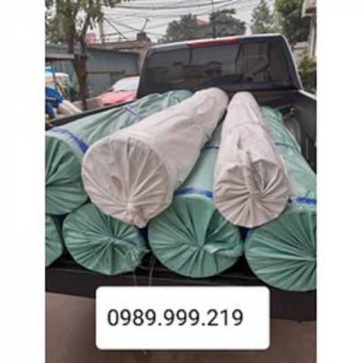Bạt Nhựa Hdpe0.3zem cuộn 500m2 khổ 5mx100m Lót Bãi Rác -Cty Suncogroup Việt Nam 20210